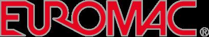 Logo of the machine manufacturer Euromac